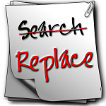 Search Replace