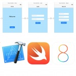 xcode6 + swift+ ios8